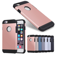 BRG shockproof hybrid armor cover case for apple iphone 6 6s 4.7inch