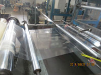 Rigid Super Clear Transparent PVC Sheet in roll