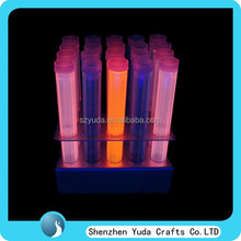 test tubes display holder stand rack for sale, acrylic stand for test tubes manufacturing price tube holder
