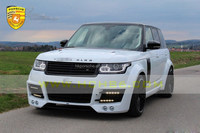 new LM tuning bumper body kit auto parts for Range-Rover vogue