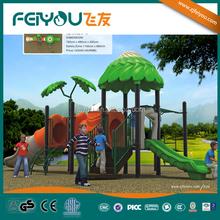 Jungle Adventure Style Kindergarten Outdoor Toys,Playground Equipment, Playground