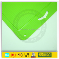 Food Cutting Silicone Board,Silicone Chopping Mat Rubber Chopping Blocks