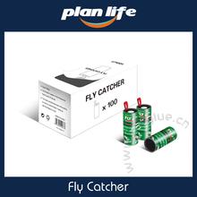Multifunctional Long Fly Paper Ribbon Glue Trap Catch Flies