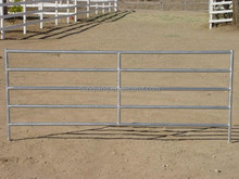 5 6ft Galvanized Goat Sheep Panels