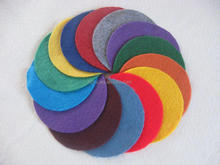 Competitive Price & Wholesale Non Woven felt balls