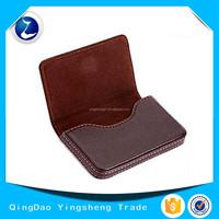 Pocket Leatherette Business Credit ID Card Holder Case Wallet