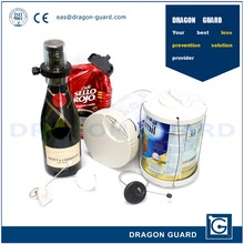Liquor and Wine Bottle Anti-Shoplifting Solutions/ wine bottle EAS hard Tag