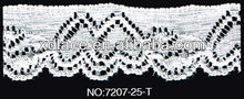Elastic Lace for Wedding Wraps,Garment Accessory Tape Lace Trims