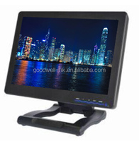 Touch 12 Inch Car LCD Monitor with AV/VGA Input