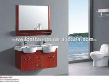 2013 modelo nuevo cuarto de baño muebles de madera 6151