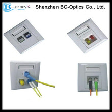 fiber optic faceplate made in china
