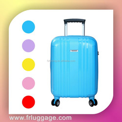 Sky Blue Normal Lock or TSA lock PP Luggage suitcase sets