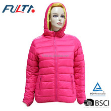 Fashionable quilted Jackets for lady