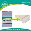 Anti-scratch excellent adhesive economic uv coating for pvc