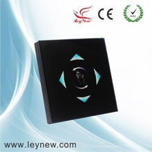 2015 Newest LED sensor dimmer 3 CH Gesture sensing panel switch controller for LED Smart Lighting Leynew FS01