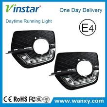 E4 drl daytime running light vinstar high power led drl for X6