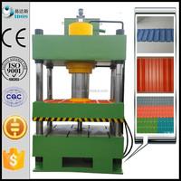 Wuxi clay brick machinery, ceramic tile hydraulic press machine