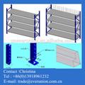 Armazém auto peças rack / médio direito prateleira para caixas