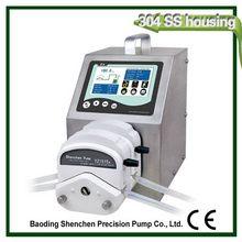 Branded high quality stylish ac 220v peristaltic pump