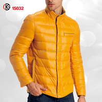 Top Quality Winter Cloth 2014 Waterproof Short Style Men Coats and Jackets