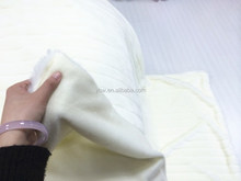 Girls Bedcover Snow White Double Layer Mink Blanket PV Fleece Blanket