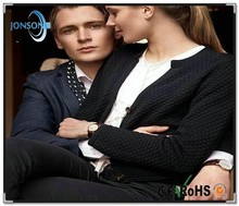 Interchangeable nato strap and genuine leather strap japan movt top brand couple watches 2012 watches leather fashion