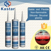 Trade Assurance $30.000 structral glazing neutral rtv auto glass silicon sealant