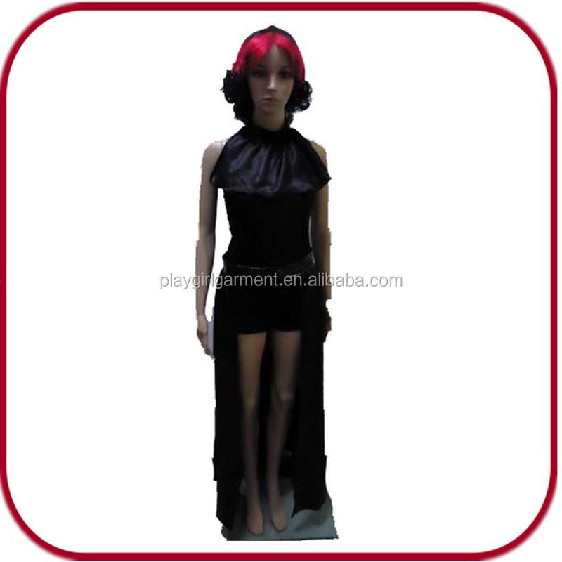 schwarzes paillettenkleid mit r ckenausschnitt langes schwarzes kleid. Black Bedroom Furniture Sets. Home Design Ideas