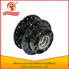 Supply Black Aluminum Alloy Motorcycle Rear Wheel Hub