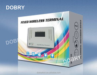 New module made quad band LCD gsm fct fixed cellular terminal gsm fwt fixed wireless terminal with polarity reversal IMEI change