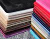 Comfortable And Soft FDY/DTY Ef velboa brush fabric