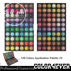 New Pro 120 Full Colors Eyeshadow Palette Eye Shadow Makeup Box Cosmetics 2 palettes/Set