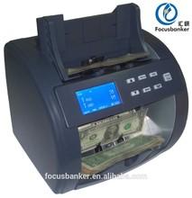 Devise compteur / détecteur d'argent / Bill Sorter / billets comptage Machine pour livre libanaise ( LBP )