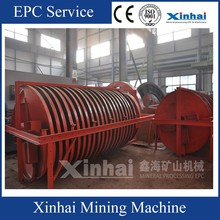 5LL Gravity Separator Spiral Chute For Copper Mining