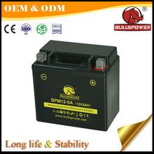12v 5ah ytx5l-bs batterie de la moto 12v 5ah ytx5l-bs batterie de la moto motorcycle battery gel BPM12-5