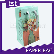 Full Colors Printing Personalized Paper Gift Bag