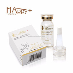 Peptides from China Snake Venom anti wrinkle serum anti aging serum for Skin Care