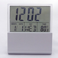 2015 factory supply electric table clock