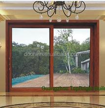 Aluminum Sliding Doors/Aluminum Glass Doors for Residence/door price