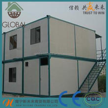 Mobile prefabricated house built in Asean