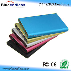 factory sale BS- U23F usb 3.0 external hard disk case 2.5 inch hdd enclosure usb3.0