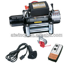 Factory Direct Saled 8000lbs Winch