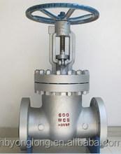 API Stainless Steel or cast steel Gate Valve 150/300/600/900LB ANSI B16.34