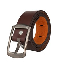 2015 New fashion Genuine Leather Men Belt