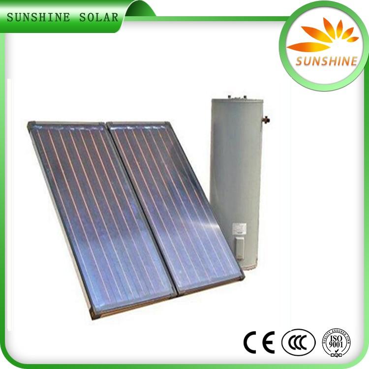 Solaire keymark approuv solaire chauffe eau solaire for Plaques solars termiques