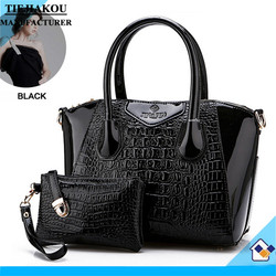 Custom Sizes Handle Woman designer clear handbags fashion tote bag order from china direct