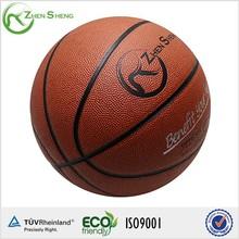 Zhensheng Super Hot Sale PVC Material Street Basketballs