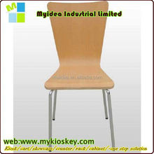 simple bent wood chair restaurant dining table and chair furniture