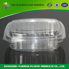 Promotional single use food containers plastic