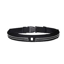 cell phone belt bag/running belt bag/Multi-function Waterproof Elastic belt bag